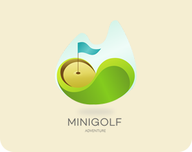 Minigolf Strachan